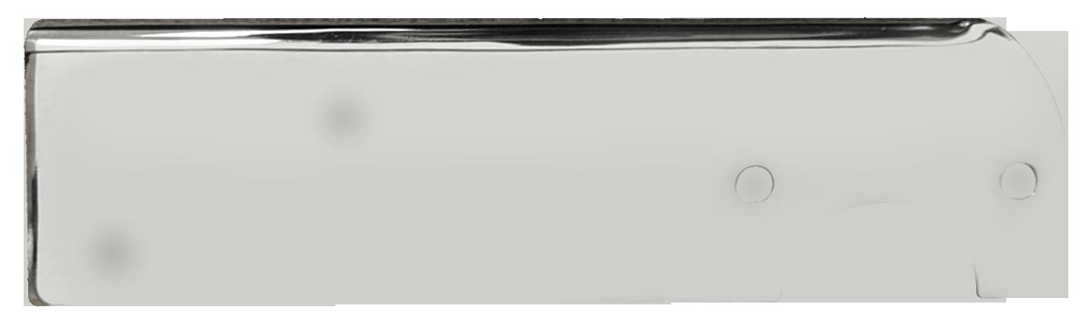 1967-76 C10 tail light bracket chrome, stepside rt