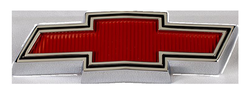 1967-68 GM truck grille emblem bowtie