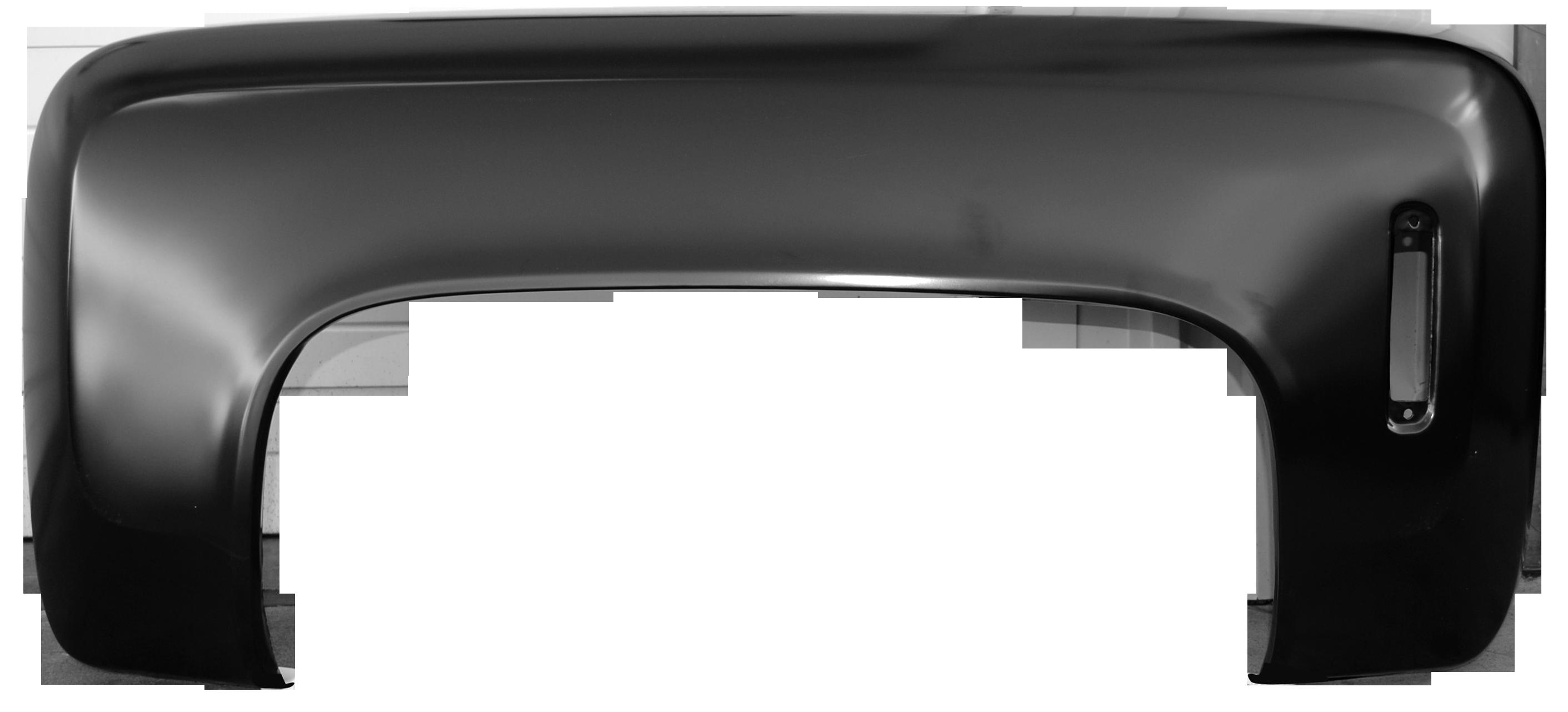 1973-78 Chevy rear stepside fender lt
