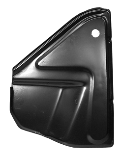 1973-87 C-10 battery tray support