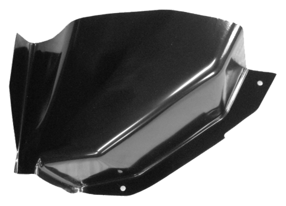 1973-87 C-10 air vent cowl lower section rt