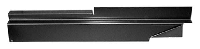 1973-87 GM truck inner rocker panel/backing plate