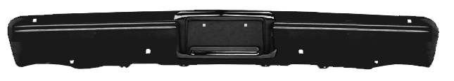 1983-87 Chevy truck front bumper paintable