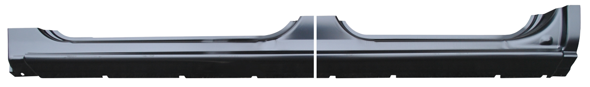 2000-2006 GM Truck rocker panel extended cab 2 pc