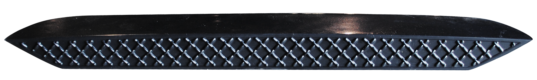 2002-2006 Silverado Ram air style hood insert, brick pattern
