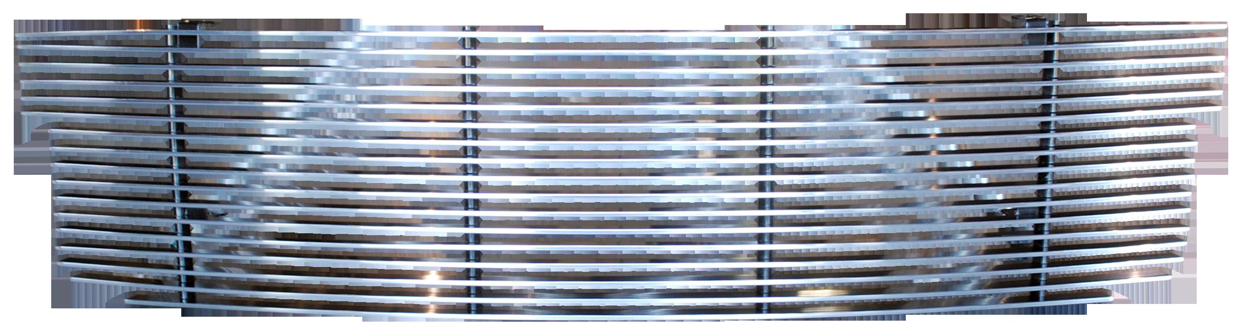 1999-2001 GMC truck aluminum billet insert