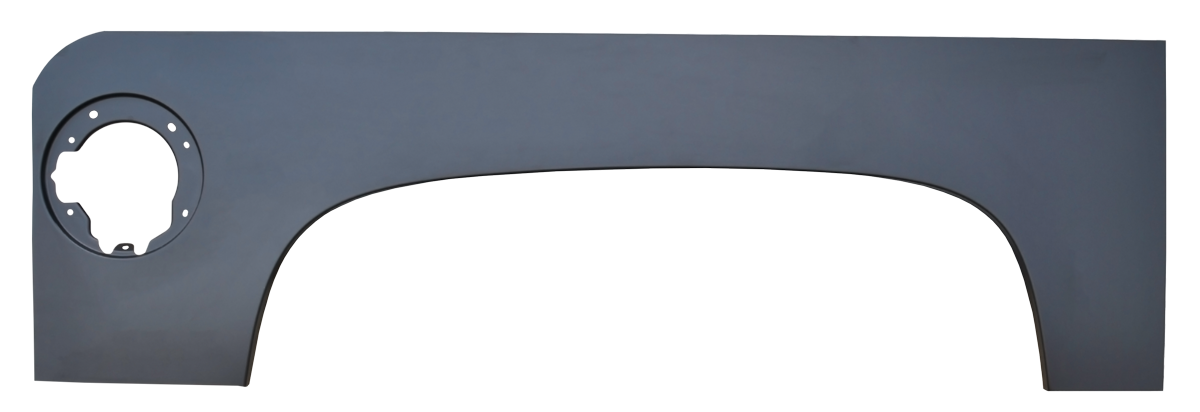 2007-13 Chevrolet Truck upper wheel arch for 5.5 foot bed