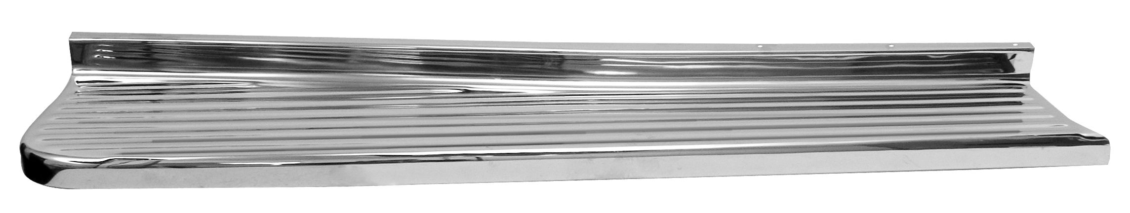 1947-54 C10 chrome running board lt