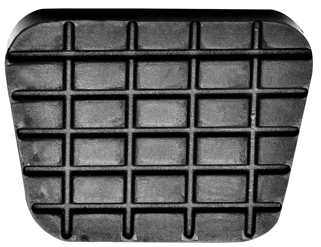 1960-72 C10 brake/clutch pedal pad standard