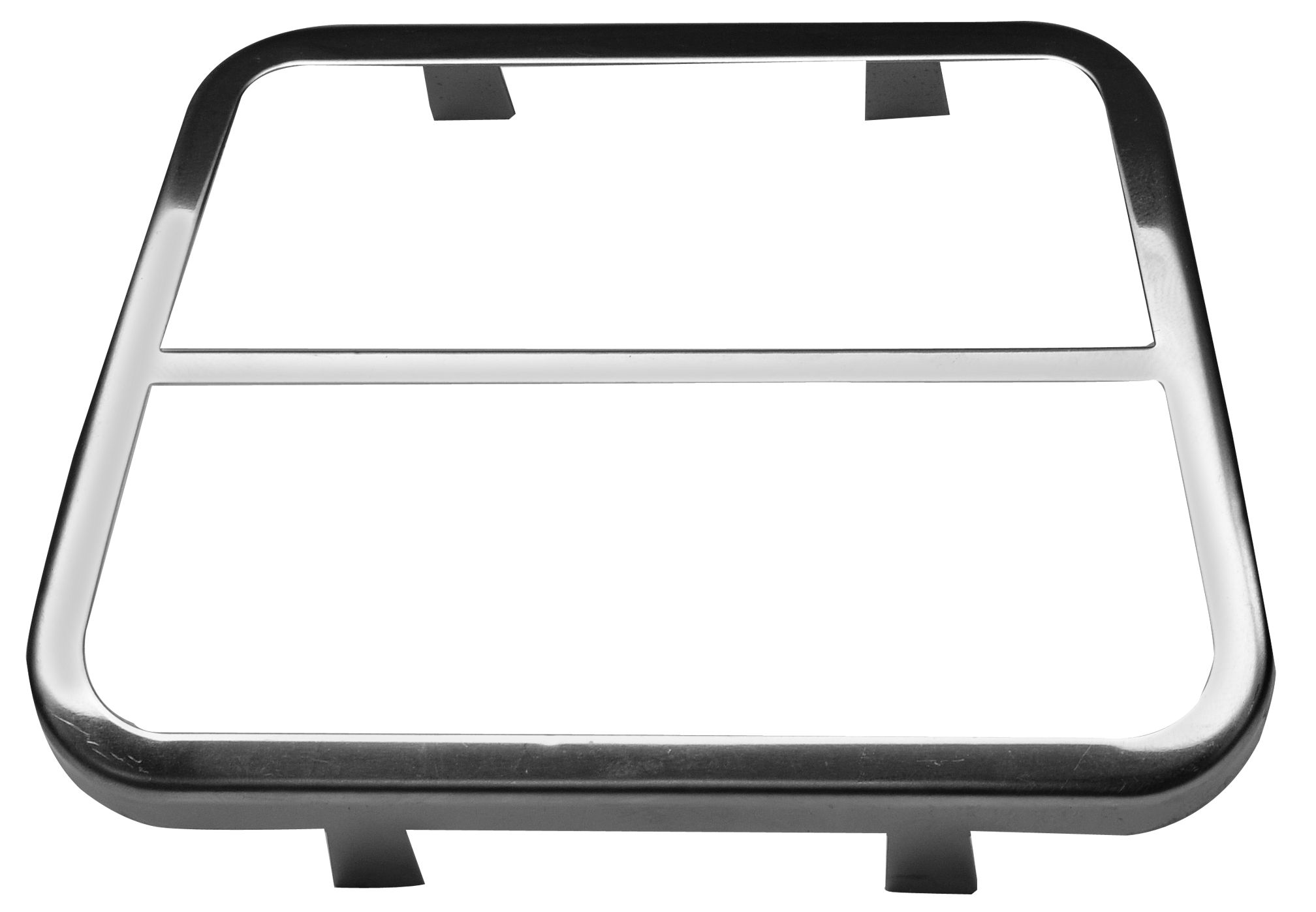 1967-72 C10 Deluxe pedal pad trim