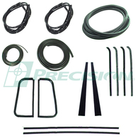 1955-59 C-10 complete weatherstrip kit for cab
