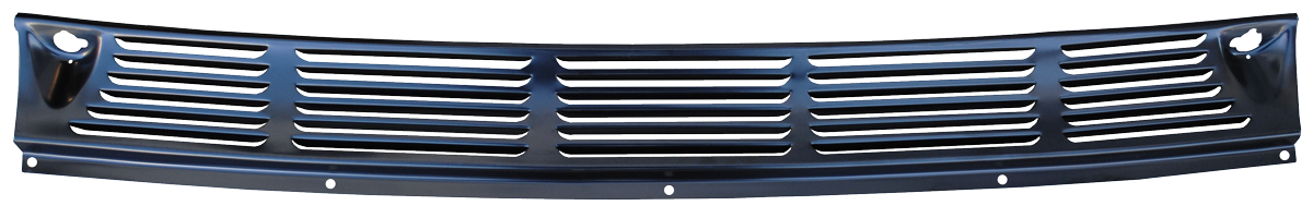 1955-59 C10 outer cowl vent grille