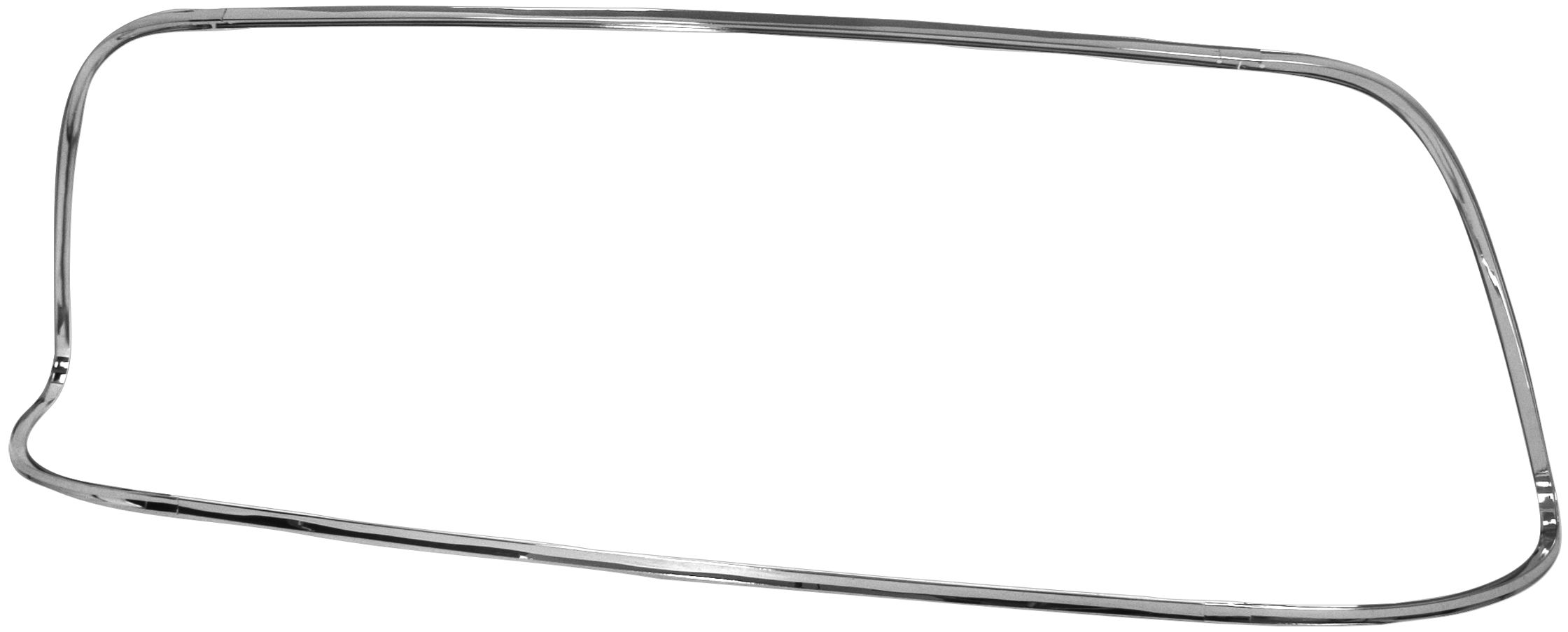 1955-59 C10 windshield trim
