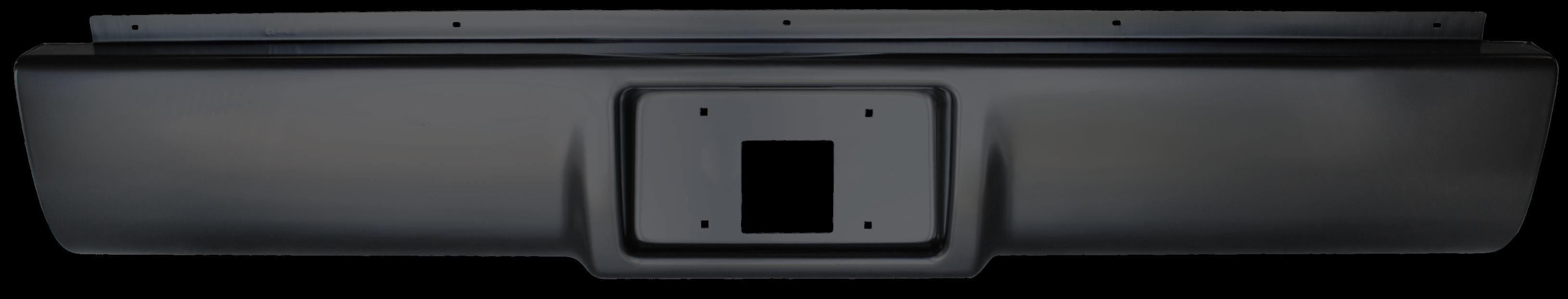 1988-98 C/K rear roll pan w/license plate bucket