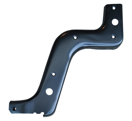 This stepside bed step support, passenger's side, fits 1973-1987 Chevrolet and GMC Stepside Pickups