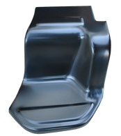 This stepside bed step, passenger's side, fits 1973-1987 Chevrolet and GMC Stepside Pickups