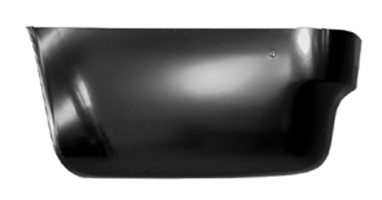 This  rear lower bed section (6.5') driver side fits 1973-1987 Chevrolet and GMC Pickups and Blazers