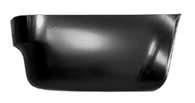 This  rear lower bed section (6.5') passenger side fits 1973-1987 Chevrolet and GMC Pickups and Blazers