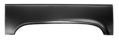 This wheel arch upper section, driver's side fits 1973-1987 Chevrolet and GMC Pickup trucks and 1973-1991 Chevrolet Blazers and Suburbans