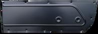 This passenger's side inner door panel fits 55-59 Chevrolet and GMC trucks