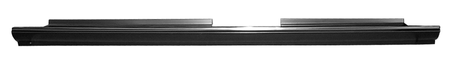 This rocker panel 4DR, driver's side fits 1973-1991 Chevrolet Crew Cab Trucks and Surburbans.