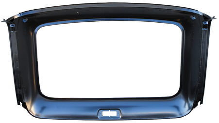 This 2nd Series Pickup inner roof panel fits 1955-1959 Chevrolet Pickup Truck