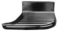 2nd Series shortbed bedside step plate, passenger's side fits 55-66 Chevrolet and GMC trucks