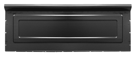 This 1st & 2nd Series stepside front bed panel fits 54-59 Chevrolet and GMC trucks