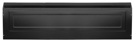 This 2nd Series front bed panel, fleetside fits 58-59 Chevrolet and GMC trucks