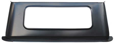 This 2nd Series upper inner cab back, with small back glass, side fits 1955-1959 Chevrolet and GMC Pickup Trucks