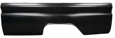 This long wheelbase fleetside bedside, driver's side fits 1960-1966 Chevrolet and GMC Pickup Trucks