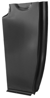 This 2nd Series lower rear door pillar, driver's side fits 55-59 Chevrolet and GMC trucks