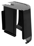 This 2nd series inner cab corner, driver's side fits 1955-1959 Chevrolet Pickup Truck and 1955-1959 GMC Pickup Truck