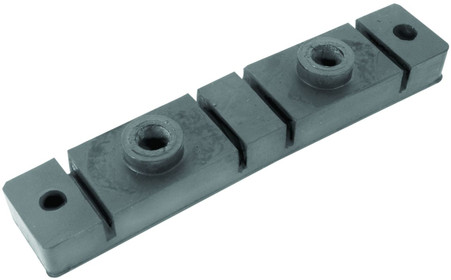 This front engine mount fits 1947-54 6 cylinder Chevrolet and GMC trucks