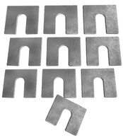 These body shims are 1.6 MM thick, come in a pack of 10 pcs and fit 1964-72 Chevrolet and GMC trucks