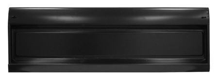 This plain fleetside tailgate fits 1958-1959 Chevrolet and GMC Pickup Truck, 1960-1966 Chevrolet  and GMC Pickup Truck
