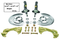 Camaro Spindle Kit