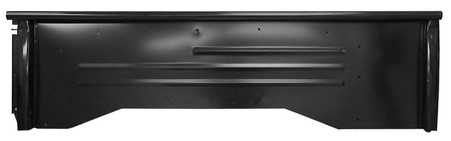 This stepside short bed bedside, passenger's side fits 1960-1966 Chevrolet Pickup Truck and 1960-1966 GMC Pickup Truck