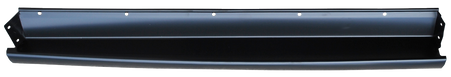 This passenger's side rocker panel fits 1939-1946 Chevrolet and GMC pickup trucks