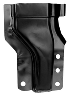 This lower front door pillar, driver's side fits 1960-1966 Chevrolet Pickup Truck and 1960-1966 GMC Pickup Truck