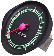 This original style speedometer gauge fits 1967-72 Chevrolet and GMC trucks.