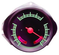 This original style temperature gauge fits 1967-72 Chevrolet and GMC trucks.