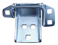 This lower door hinge, driver's side fits 1973-1987 Chevrolet and GMC Pickup Trucks, 1973-1991 GMC Jimmy, Chevrolet Suburbans and Blazers.