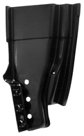 This lower rear door pillar, driver's side fits 1960-1966 Chevrolet Pickup Truck and 1960-1966 GMC Pickup Truck