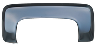 This rear stepside fender, w/o fuel opening, passenger's side fits 1979-1987 Chevrolet and GMC Pickup Trucks
