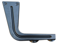 This drivers side step hanger fits stepside 1967-72 Chevrolet and GMC trucks.