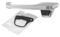 This outer door handle, driver's side fits 1973-1987 Chevrolet and GMC Pickups and 1973-1991 Chevrolet Blazer
