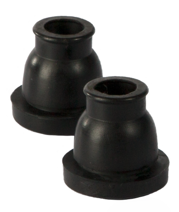 These headlight wire grommets fit 1947-1957 Chevrolet and GMC Pickup Trucks and Suburbans