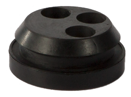 This 4 hole wire grommet fits 1955-1959 Chevrolet and GMC Pickup Trucks and Suburbans