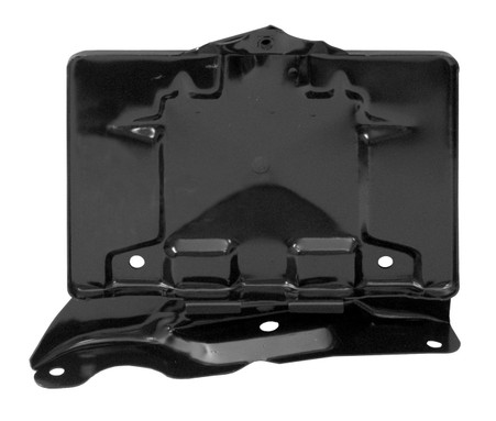 This battery tray fits 1964-65 Chevrolet Chevelles